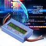 12V 24V Simple DC Power Analyser Watt Volt Amp Meter Solar Wind Analyzer Ammeter