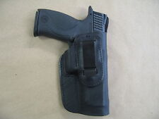 Remington RP9 9mm Pistol IWB Leather In Waistband Concealed Carry Holster RH
