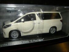 1:43 Kyosho Toyota Alphard 350S C Package Gold Pearl Crystal Nr. 03646GL in OVP