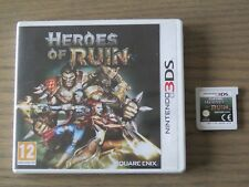 JEU NINTENDO 3DS  HEROES OF RUIN