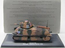 Panzer ( Somua S-35 / Quesnoy France 1940 ) 1:43 Altaya
