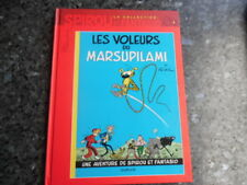 bell reedition spirou et fantasio la collection les voleurs du marsupilami