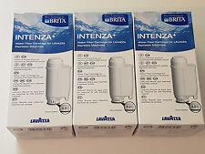 3 x ORIGINAL SAECO Lavazza Wasserfilter INTENZA + von BRITA Nr. CA 6702/00