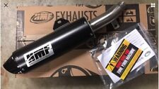 Honda TRX 450R HMF Performance Series Slip On Exhaust Muffler Pipe  Black 04-05