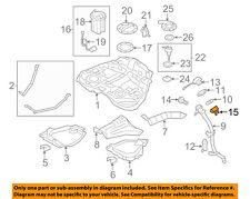 SUBARU OEM 02-14 Impreza 2.5L-H4 Fuel System-Valve 42084AE100