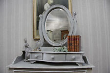 Wooden Antique Style Dressing Table Decorative Mirrors