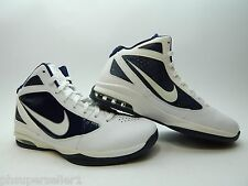 NIKE AIR MAX DESTINY WHITE NAVY 454148 104 NEW WITH DEFECTS WOMEN SHOES SZ 11.5