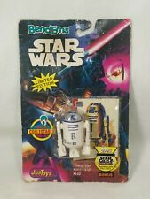Star Wars Bend-Ems R2D2 Topps Bendable Poseable Action Figure Topps 1993