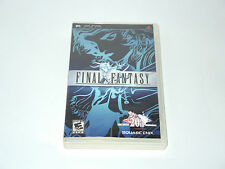 FINAL FANTASY 1 box only Sony PSP no game Playstation I