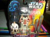 Star Wars Deluxe Luke Skywalker's Desert Sport Skiff 1996