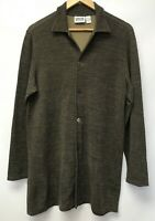 Chicos Womens Size 2 Large Top Brown