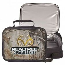 Realtree Camo Insulated Cooler Bag Lunch Box, Camouflage School