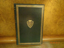 THE HARVARD CLASSICS DELUXE EDITION~ELIZABETHAN DRAMA COPYRIGHT 1938