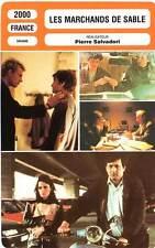 FICHE CINEMA : LES MARCHANDS DE SABLE - Demy,Golovine,Salvadori 2000 The Sandmen