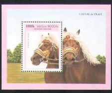 Laos 1996 caballos de silla de montar/Animales/transporte 1 V m en funcionamiento/S (n35227)