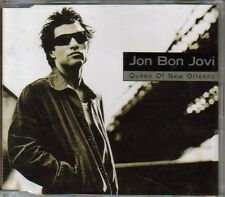 Jon Bon Jovi - Queen Of New Orleans - Rare UK promo CD