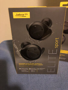 Jabra Elite Sport True Wireless In-ear Headphones - BRAND NEW Upgraded Model