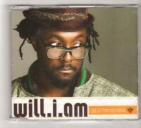 (FZ579) Will.i.am, I Got It From My Mama - 2007 DJ CD