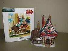 Dept Department 56 Weihnachten Glashutte 56234 Glass ornament Factory cordless