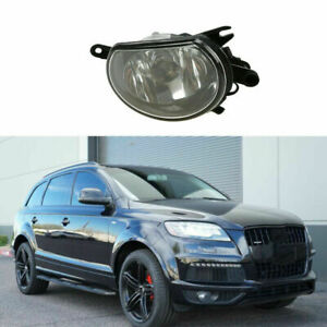 Fit Audi Q7 2010-2016 2011 12 2014 2015 Front Right Side Fog Light Lamp Assembly