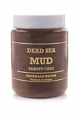 500g Dead Sea dry mud from Jordan•Natural•oily skin•cellulite•atopic•cosmetic•