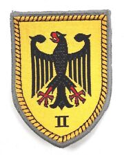 GENUINE GERMAN ARMY BUNDESWEHR EAGLE SLEEVE BADGE