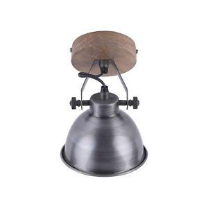 Wandleuchte Retrostil Vintage Schwarz Industrial Design E14 Modern Lampe Leuchte