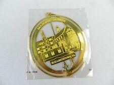 Masonic Homes Ornament 1994 Christmas Holiday Gold Color Elizabethtown PA