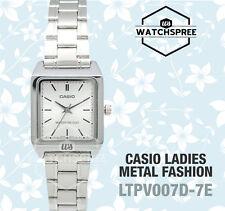 Casio Ladies' Analog Watch LTPV007D-7E LTP-V007D-7E