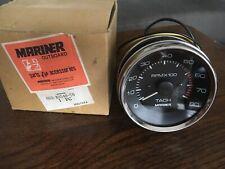 RARE NEW OEM NLA Mercury Mariner Tachometer 663-83540-70