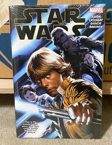 MARVEL STAR WARS Volume 1 Deluxe HARDCOVER Sealed NEW! DM Variant Cover