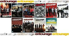 Entourage Season 1 2 3 4 5 6 7 8 Series 1 - 8 + movie