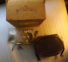 NOS 1977-1979 LTD II,Thunderbird Radio Speaker Kit # D7OZ-18819-A