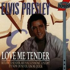 Elvis Presley : Love Me Tender CD