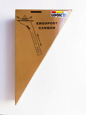 LOOK ERGOPOST Carbon Fiber 25mm Vintage Racing Bicycle NOS NIB TITANIUM BOLT