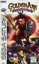 Framed Print – SEGA Saturn Golden Axe The Duel (Gaming Classic Picture Poster)