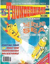 Thunderbirds #46 (July 10 1993) TV21 full colour reprint strips