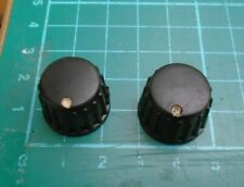 original VOX amp/guitar/bass control knobs x 2 - used