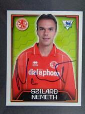 Merlin Premier League 2004 - Szilard Nemeth Middlesbrough - 437