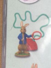 NEW - McDonalds Happy Meal - Peter Rabbit Toy - Sealed