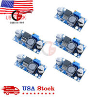 5X Step-Down Module DC 3.2-40V to 1.25-35V Switch Regulator LM2596  Power Supply