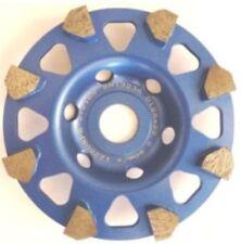 Diamant-Schleifteller Schleiftopf Pfeilsegment 150/19,0 mm Farbe, Kleber, Besch.