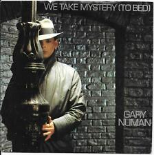Gary Numan - We Take Mystery/The Image Is (Beggars Banquet BEG 77) 1982 Ex