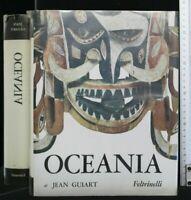 OCEANIA. Jean Guiart. Feltrinelli.