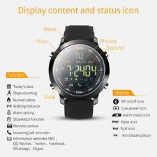 Diggro DI04 Smart Watch Sport Armbanduhr Schrittzähler Wasserdicht Tracker IOS