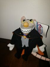 New listing Disney Store The Great Mouse Detective Ratigan bean bag plush Collector Owned