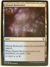 Magic Commander 2018 - 4x Dismal Backwater