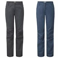 Craghoppers Womens Basecamp C65 Walking Trousers Travel Outdoor Ladies Golf