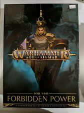 Soul Wars: Forbidden Power Expansion Warhammer Age of Sigmar NIB