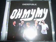 Onerepublic / One Republic Oh My My (Australia) Bonus Tracks CD – New